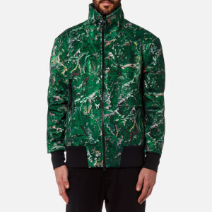 Y-3 Men's Future Sport AOP Bomber Jacket - Terra Mass