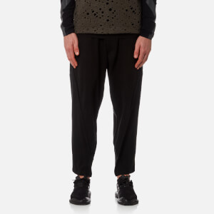 Y-3 Men's Vintage Regular Pants - Blackened