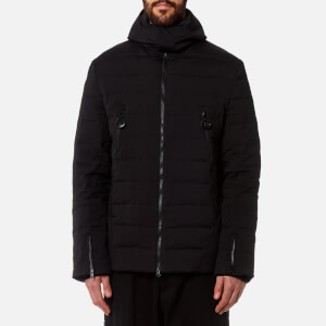 Y-3 Men's Matte Down Jacket - Black
