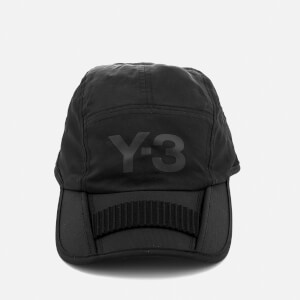Y-3 Foldable Cap - Black