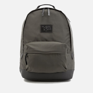 Y-3 Techlite Backpack - Black Olive