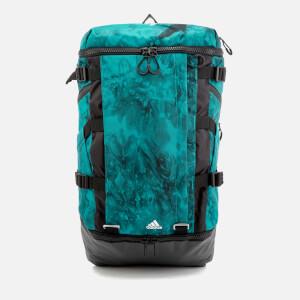 adidas by kolor Men's Kolor Ops Backpack - Energy Blue/Black