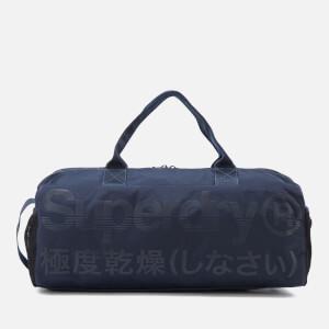Superdry Men's Trackmaster Barrel Bag - Navy