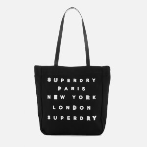 Superdry Women's Etoile Parisian Shopper Bag - Mono