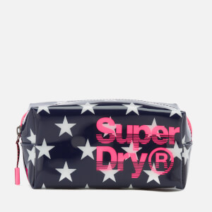 Superdry Women's Star Print Super Jelly Bag - Navy
