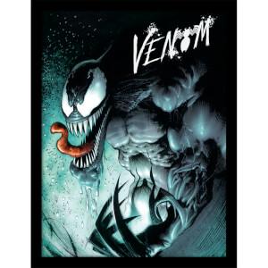 Affiche Encadrée Marvel Extreme Venom - 30 x 40 cm