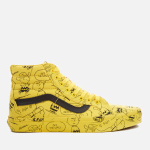 Vans X Peanuts Men's SK8-Hi Reissue Trainers - Charlie Brown/Maize