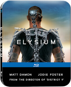 Elysium - Zavvi UK Exklusives Limited Edition Steelbook