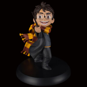 Figurine Le Premier Sort de Harry Potter Q-Fig