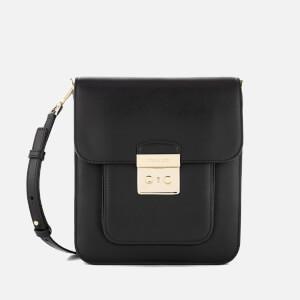 MICHAEL MICHAEL KORS Women's Sloan Editor Large North South Messenger Bag - Black