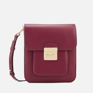 MICHAEL MICHAEL KORS Women's Sloan Editor Large North South Messenger Bag - Mulberry