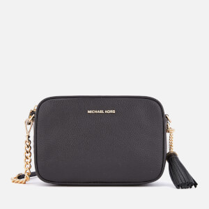 MICHAEL MICHAEL KORS Women's Jet Set Medium Camera Bag - Black