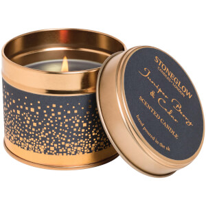 Stoneglow Juniper Berry and Cedar Candle Tin