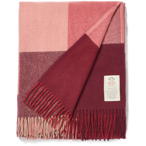 Avoca Cashmere Blend Tuscany Throw - 142 x 183cm