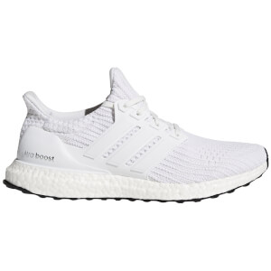 adidas Ultra Boost Running Shoes - White
