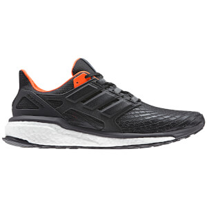 adidas Men's Energy Boost Running Shoes - Black