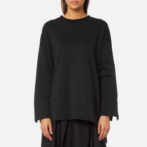 Y-3 Women's Bold Stripe Sweatshirt - Black