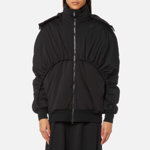 Y-3 Women's Matte Down Jacket - Black