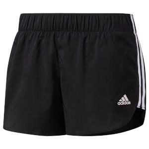 adidas Women's Essentials Running Shorts - Black/White