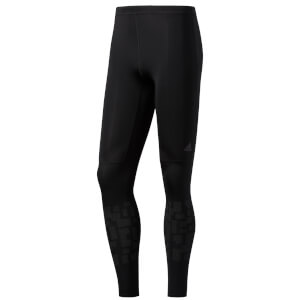 adidas Men's Supernova Long Running Tights - Black
