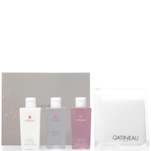 Gatineau Gentle Silk Cleansing Collection (Worth £63)