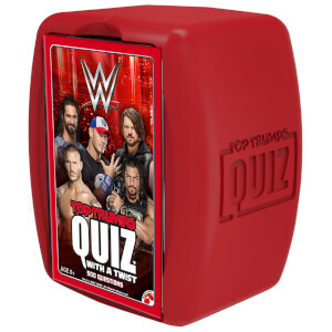 Top Trumps Quiz - WWE