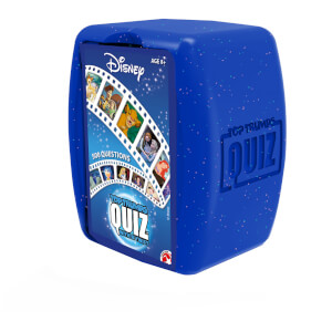 Top Trumps Quiz - Disney