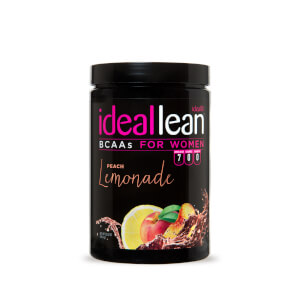 IdealLean BCAAs - Peach Lemonade