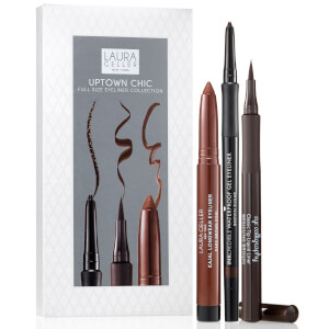 Laura Geller Iconic New York Uptown Chic Eye Liner Kit