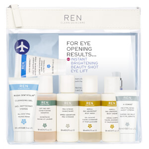 REN Skincare Grab and Go Travel Kit