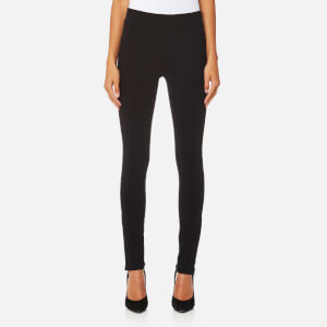 Helmut Lang Women's Pant Detail Leggings - Black