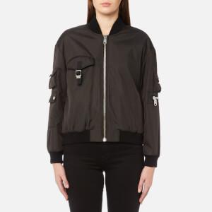 Versus Versace Women's Bomber Jacket - Black