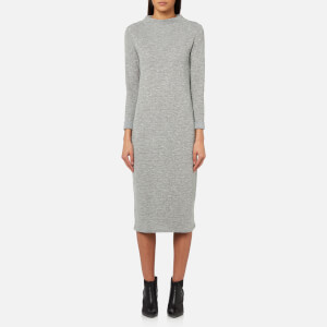 BOSS Orange Women's Damare Dress - Medium Grey