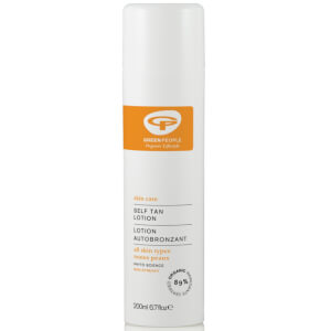 GreenPeople Organic Non-Greasy Self Tan Lotion