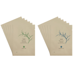 Wei Beauty White Lotus Hydrating Pads