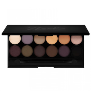 Sleek MakeUP Divine 12 Shades of Eyeshadow