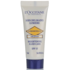 L'Occitane Brightening Hand Care Cream