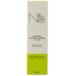 Dr Nick Lowe Purifying Foaming Cleanser