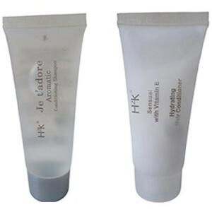 H2K Skincare Je t'adore Aromatics Shampoo and Conditioner