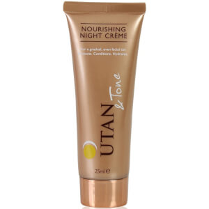 UTan and Tone Nourishing Night Crème