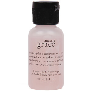 Philosophy Amazing Grace Shampoo, Shower Gel & Bubble Bath
