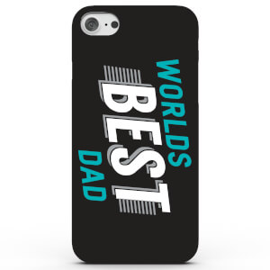"Carcasa móvil ""Worlds Best Dad"" para iPhone y Android - 4 Colores"