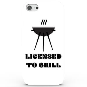 Licensed to Grill Phone Case for iPhone & Android - 4 Colours