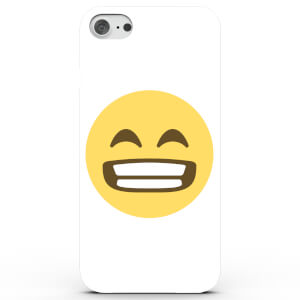 Emoji Wide Grin Phone Case for iPhone & Android - 4 Colours