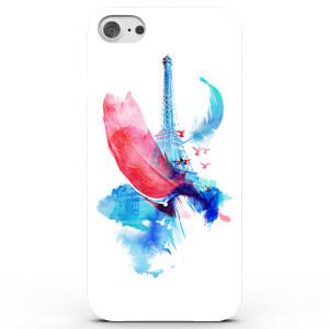 Coque iPhone & Android Pigeons de Paris - 4 Couleurs