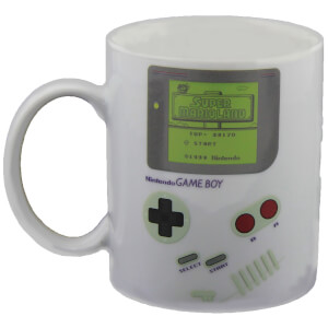 "Taza Termosensible Nintendo ""Game Boy"""