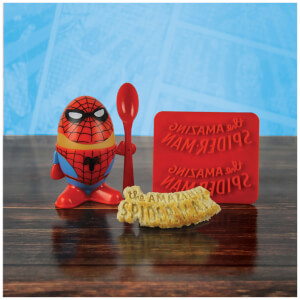 Marvel Comics Spider-Man Eierbecher