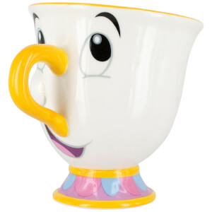 Beauty and the Beast Chip Mug from I Want One Of Those