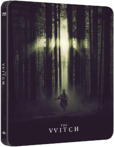 The Witch - Steelbook Édition Limitée Exclusivité Zavvi