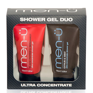 men-ü Shower Gel Duo (Worth $24)